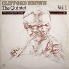 CLIFFORD BROWN The Quintet [The EmArcy Jazz Series] album cover